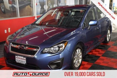 2014 Subaru Impreza for sale in Windsor, CO