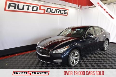 2015 Infiniti Q70 for sale in Windsor, CO
