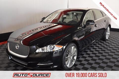 2013 Jaguar XJL for sale in Windsor, CO