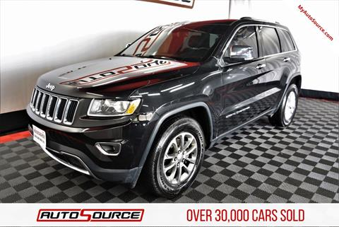 2016 Jeep Grand Cherokee for sale in Windsor, CO