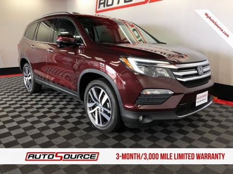 2018 Honda Pilot for sale in Windsor, CO