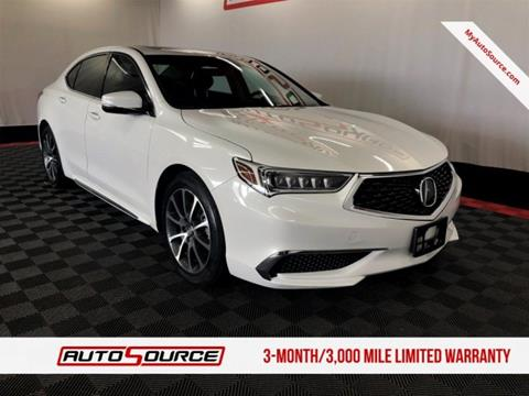 2018 Acura TLX for sale in Windsor, CO