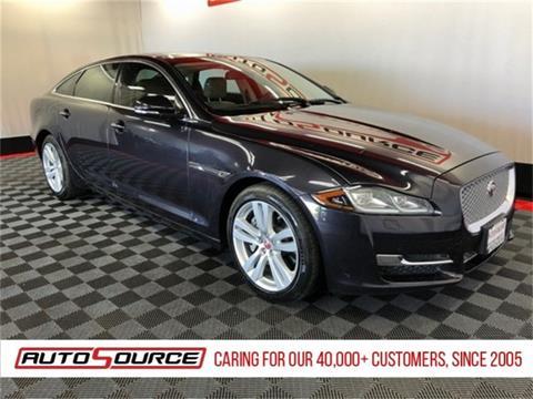 2016 Jaguar XJL for sale in Windsor, CO