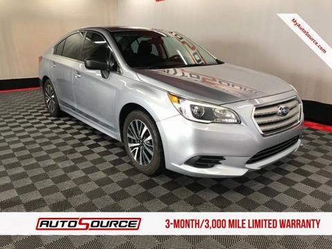 2018 Subaru Legacy for sale in Windsor, CO