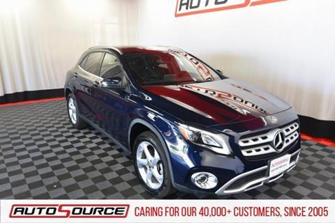 2018 Mercedes-Benz GLA for sale in Windsor, CO
