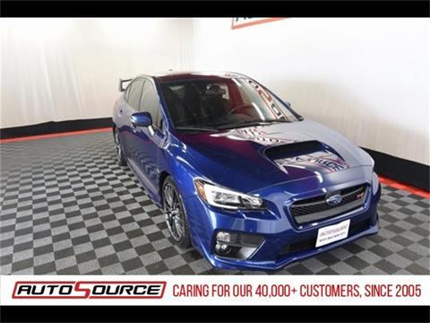 2017 Subaru WRX for sale in Windsor, CO