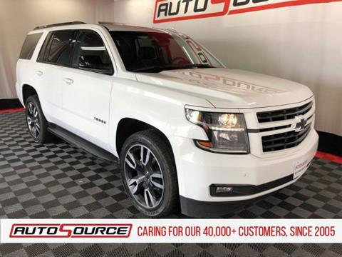 2018 Chevrolet Tahoe for sale in Windsor, CO