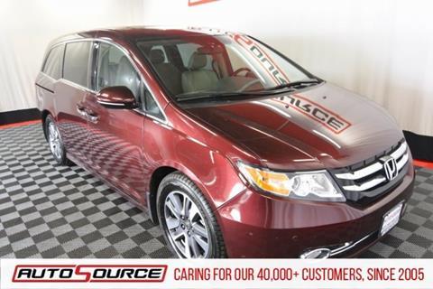 2014 Honda Odyssey for sale in Windsor, CO