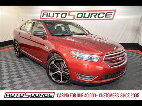 2016 Ford Taurus for sale in Windsor, CO