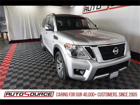 2017 Nissan Armada for sale in Windsor, CO