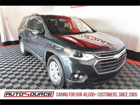 2018 Chevrolet Traverse for sale in Windsor, CO