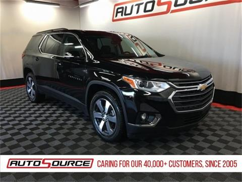 2019 Chevrolet Traverse for sale in Windsor, CO