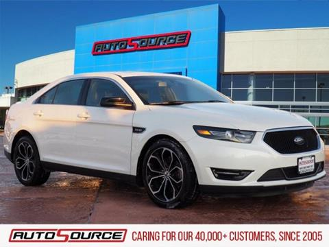 2017 Ford Taurus for sale in Windsor, CO