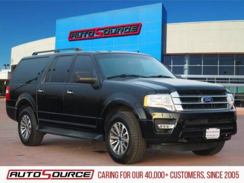2017 Ford Expedition EL XLT for sale at AutoSource Windsor in Windsor CO