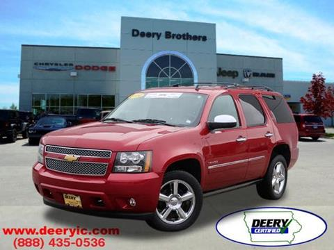 2014 Chevrolet Tahoe for sale in Iowa City, IA