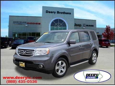 2015 Honda Pilot for sale in Iowa City, IA