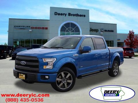 2015 Ford F-150 for sale in Iowa City, IA
