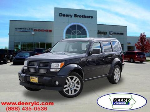 2011 Dodge Nitro for sale in Iowa City, IA