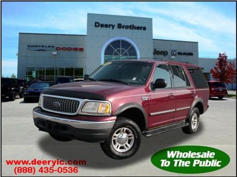 1999 Ford Expedition for sale in Iowa City, IA