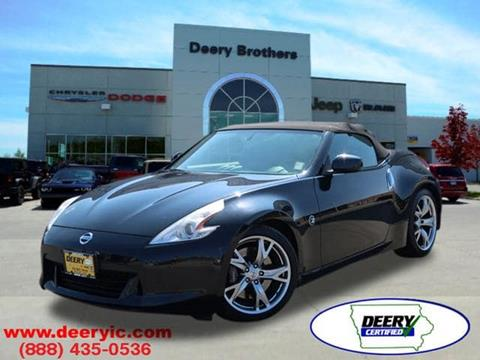 2012 Nissan 370Z for sale in Iowa City, IA