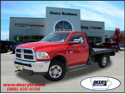 2011 RAM Ram Chassis 3500 for sale in Iowa City, IA