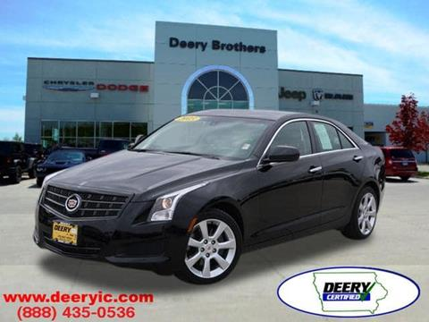 2013 Cadillac ATS for sale in Iowa City, IA