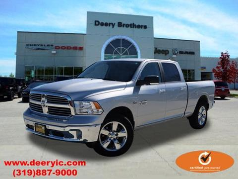 2017 RAM Ram Pickup 1500 for sale in Iowa City, IA
