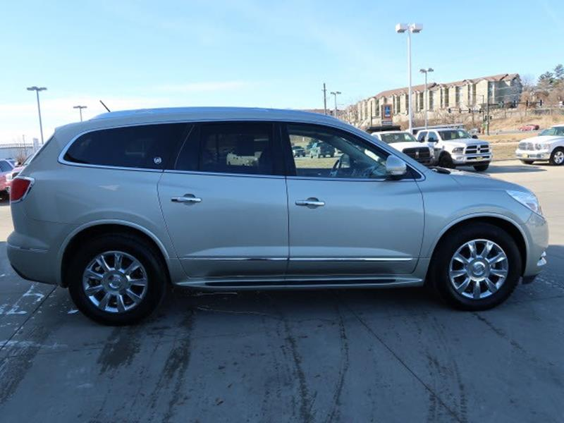 at starts buick enclave news h