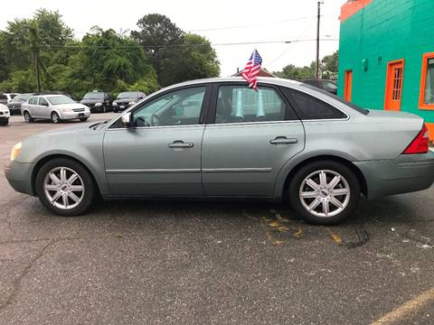 2005 Ford Five Hundred for sale in Richmond, VA