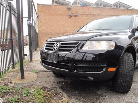 2005 Volkswagen Touareg for sale in Chicago IL