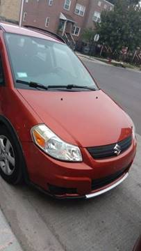 2007 Suzuki SX4 Crossover for sale in Chicago IL