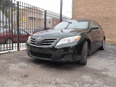 2010 Toyota Camry for sale in Chicago IL