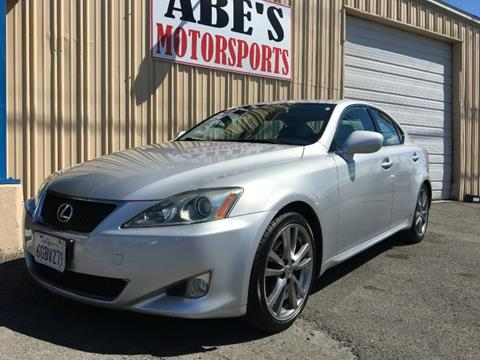 2008 Lexus IS 250 for sale in Sacramento, CA