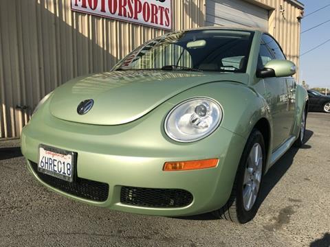 2009 Volkswagen New Beetle for sale in Sacramento, CA