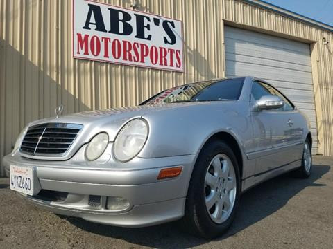 2002 Mercedes-Benz CLK for sale in Sacramento, CA