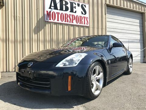 2008 Nissan 350Z for sale in Sacramento, CA