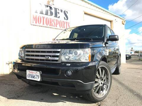 land rover range rover sport for sale in sacramento ca. Black Bedroom Furniture Sets. Home Design Ideas