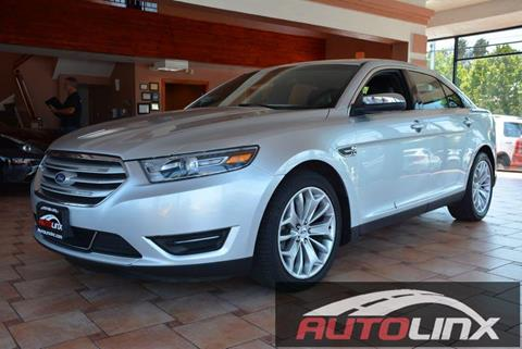 2015 Ford Taurus for sale in Vallejo, CA