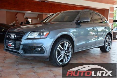 2015 Audi SQ5 for sale in Vallejo, CA