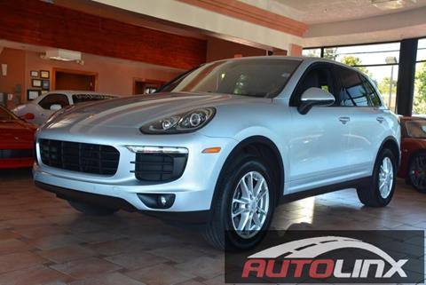 2016 Porsche Cayenne for sale in Vallejo, CA