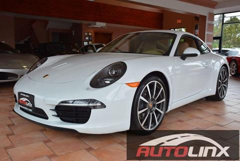 2013 Porsche 911 for sale in Vallejo, CA