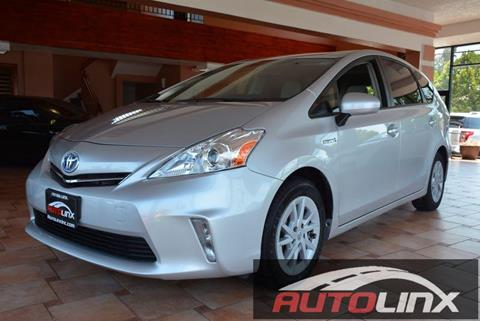 2014 Toyota Prius v for sale in Vallejo, CA