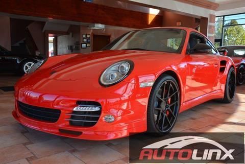 2010 Porsche 911 for sale in Vallejo, CA