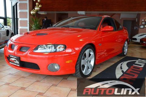 2006 Pontiac GTO for sale in Vallejo, CA
