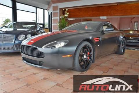 Aston Martin V8 Vantage For Sale Carsforsale Com