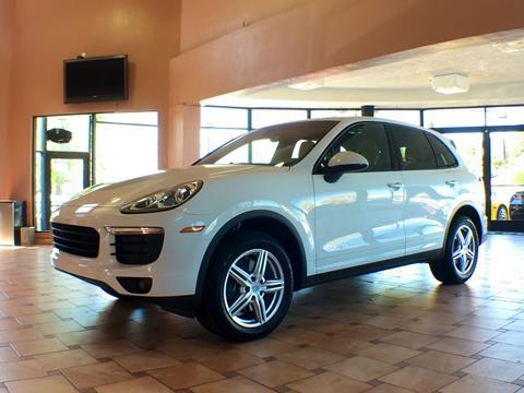 2017 Porsche Cayenne for sale in Vallejo, CA