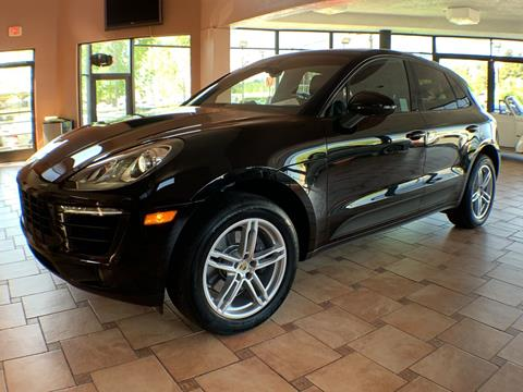 2017 Porsche Macan for sale in Vallejo, CA