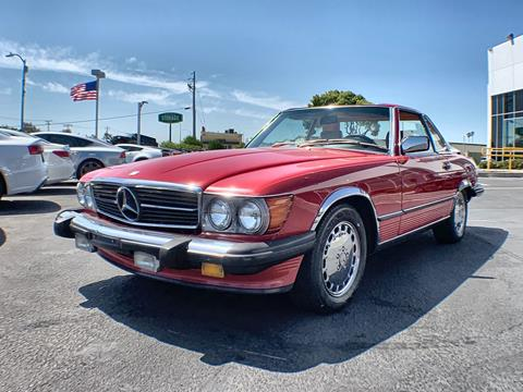 1989 Mercedes-Benz 560-Class for sale in Vallejo, CA