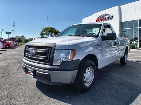 2014 Ford F-150 for sale in Vallejo, CA
