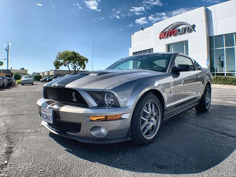 2008 Ford Shelby GT500 for sale in Vallejo, CA
